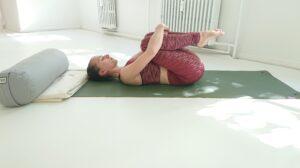 yogaøvelse
